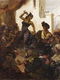 the flamenco by anatollo sokolov