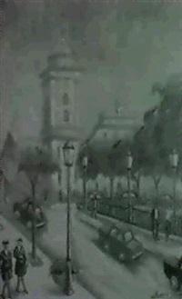 calles de bogota by ricardo arrue