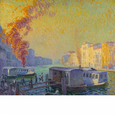 grand canal venice by william samuel horton