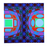 viva by victor vasarely