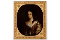 portrait of a gentlewoman by sir peter lely
