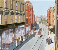 grafton street by ken o'neill