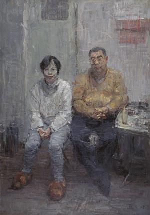 中年 by sun xun