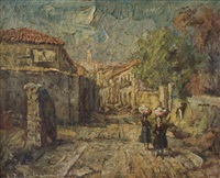 escena de pueblo by enzo doméstico kabregu