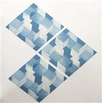 untitled (from the 4 x 4 portfolio) by mel bochner
