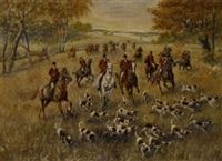 the fox hunt by carl mütze