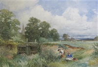 a warwickshire lock by david bates