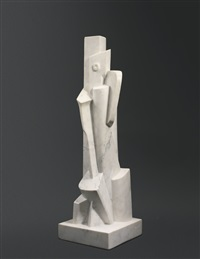 femme assise by jacques lipchitz