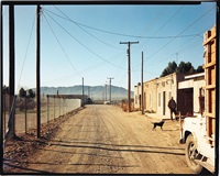 presidio, texas by stephen shore