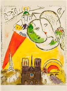 artwork by marc chagall
