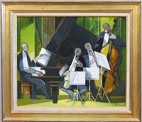 le quatuor by camille hilaire