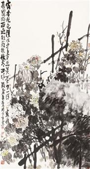 chrysanthemum by gan lin