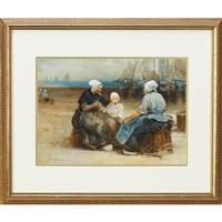 rival grandmothers, holland by john robertson reid