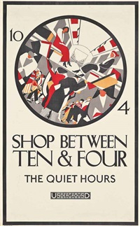 shop between ten & four by annie gertrude fletcher