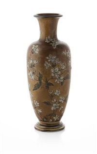 vase by martin brothers