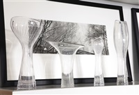 vases (set of 4) by tapio wirkkala