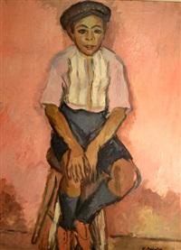 niño by héctor basaldúa