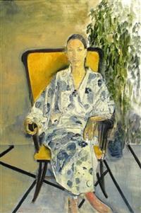 woman by ofer lellouche