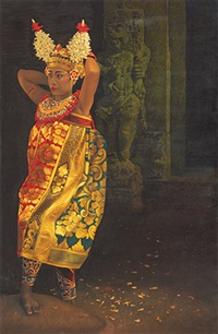 mysterious barong by rearngsak boonyavanishkul