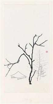 萬物寂靜 (still life) by lang jingshan