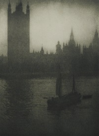 london (album w/20 works) by alvin langdon coburn