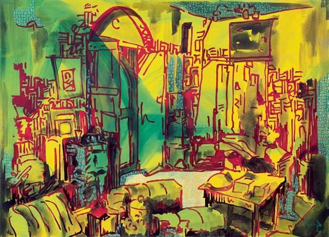 interior composition by yigit yazici