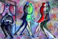 tango con bandoneon by felipe de la fuente