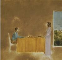 painter's dinner by john paul jones