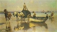 loading the nets by henry edward detmold