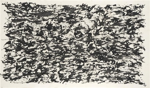 sans titre by henri michaux