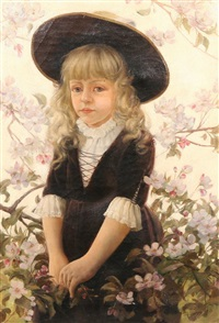 tina by charles courtney curran