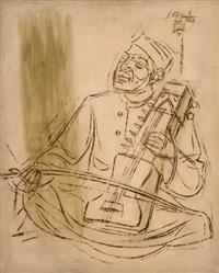 khan shaheb gulam sabir khan by shiavax chavda
