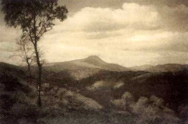 the silent hills by john baird