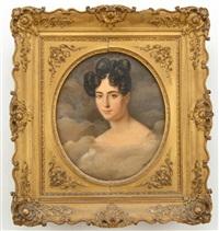 porträtt by ary scheffer