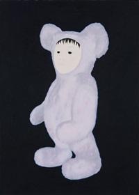 white bear by mayuka yamamoto