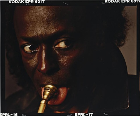 miles davis new york city july 1 by annie leibovitz
