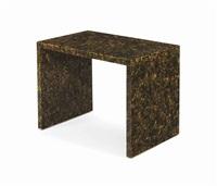 side table by jean-michel frank