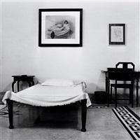 gandhi's room, anand bhavan, allahabad by dayanita singh