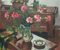 fleurs by georges pacouil