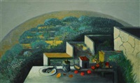 Still landscape, 2002