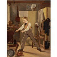 the wigmaker's apprentice - practice makes perfect by thomas sword good
