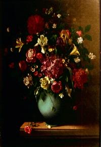 bouquet de fleurs by hans maas