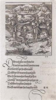 theuerdanck by leonhard beck