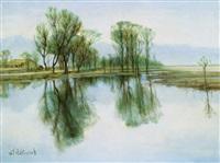 tranquility by liu yiwen