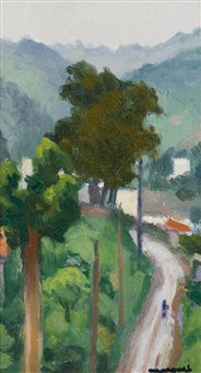 la route by albert marquet