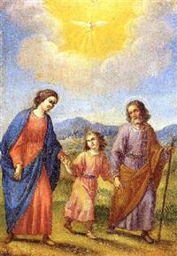 viaggio della sacra famiglia by francesco coghetti