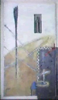 le rhin, grande porte vi by ilana isehayek