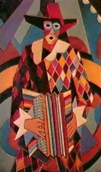 le clown by jean daprai