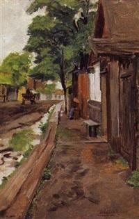 dorfstraße by robert nadler