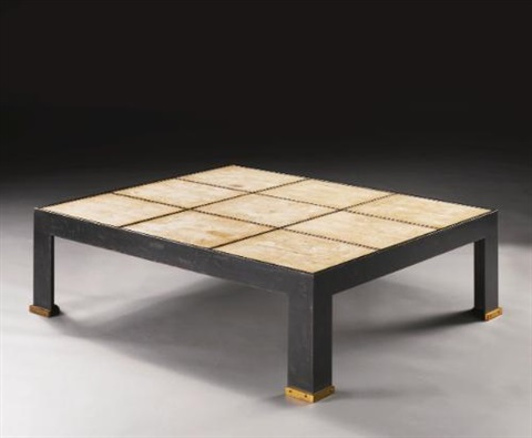coffee table by paul dupré-lafon